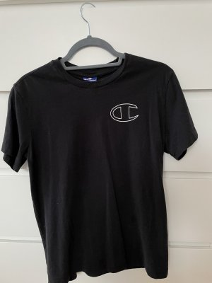 Champion Basic Shirt black-white