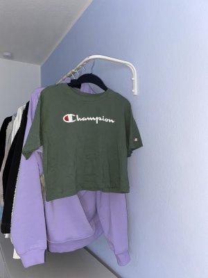 Champion T-shirt court kaki