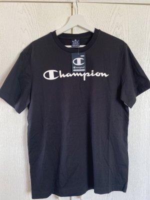 Champion T-shirt nero