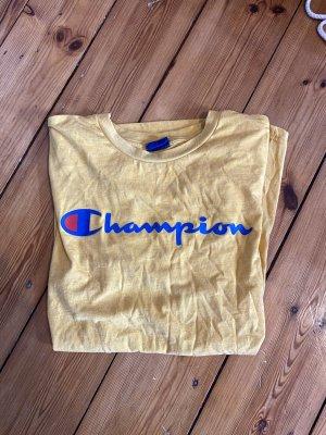 Champion Tshirt gelb