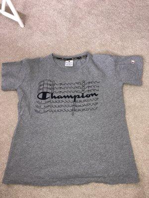 Champion Shirt basique gris clair-gris