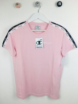 Champion Basic Shirt pink-light pink