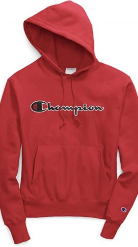 Champions Hoodie Red