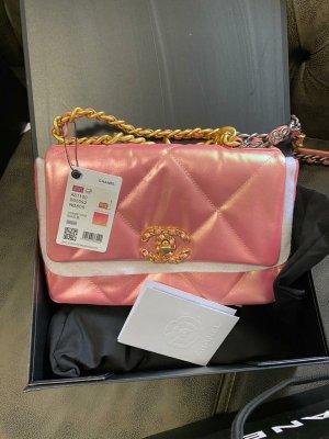 Chanel Torba na ramię różowy