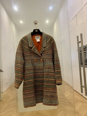 Chanel 2016 Tweed coat. NP 7300€