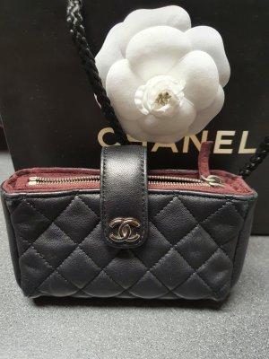Chanel Mobile Phone Case black