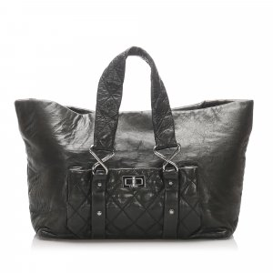 Chanel 8 Knots Tote Bag