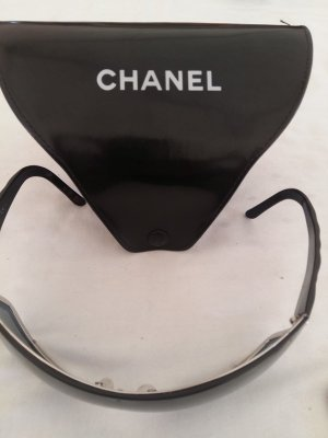 Chanel Aviator Glasses neon blue