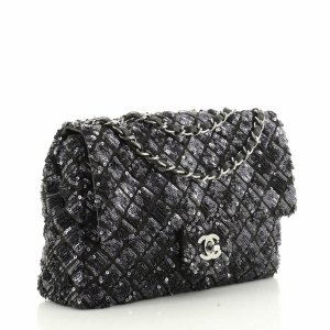 Chanel Bag Classic Sequin