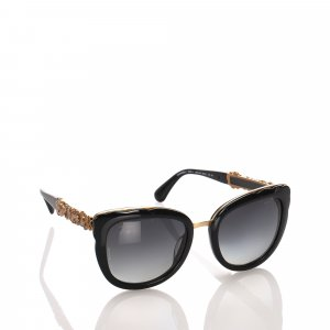 Chanel Bijou Cat Eye Tinted Sunglasses