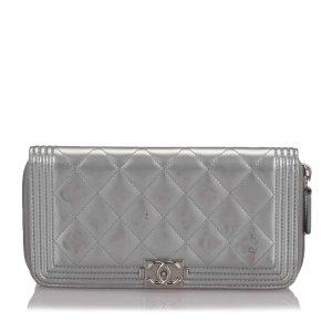 Chanel Boy Long Flap Wallet