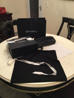 Chanel Bolso azul oscuro