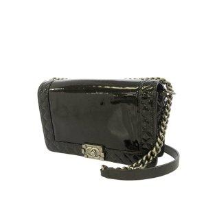 Chanel Crossbody bag black imitation leather