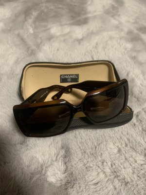 Chanel Glasses gold-colored-black