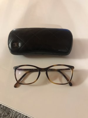 Chanel Brille braun