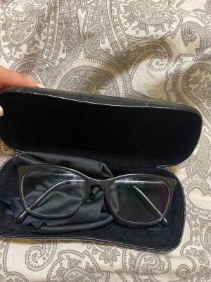 Chanel Bril zwart-goud