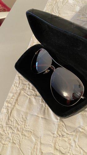 Chanel Gafas color plata