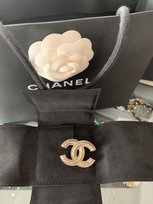 Chanel Spilla grigio chiaro