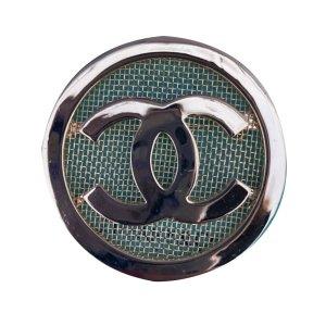 Chanel Broche zilver Metaal