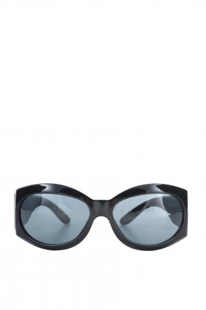 Chanel Butterfly Brille schwarz Casual-Look