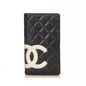 Chanel Cambon Ligne Long Wallet