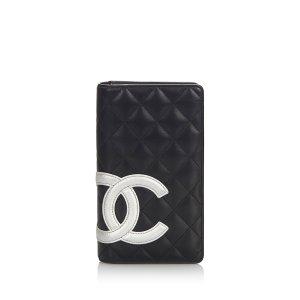 Chanel Cambon Ligne Long Wallet