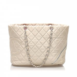 Chanel Cambon Ligne Tote Bag