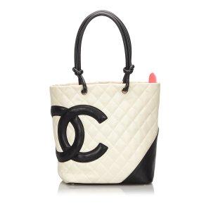 Chanel Cambon Ligne Tote