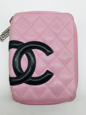 Chanel Bolso de mano rosa