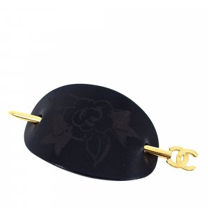 Chanel Accessory gold-colored metal