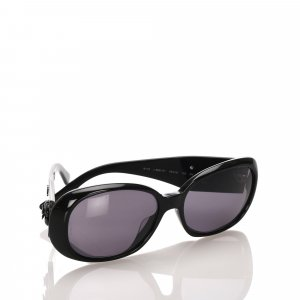 Chanel Camellia Tinted Sunglasses