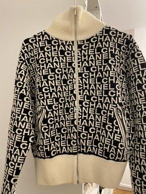 Chanel Giacca in maglia multicolore Cachemire