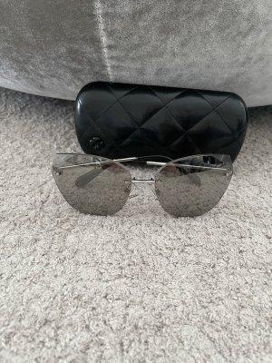 CHANEL Cat Eye Sonnenbrille