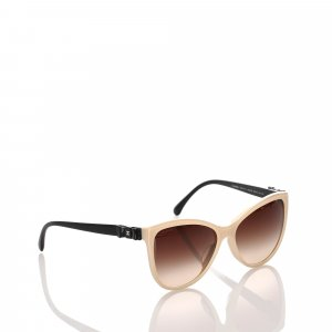 Chanel Sunglasses dark brown