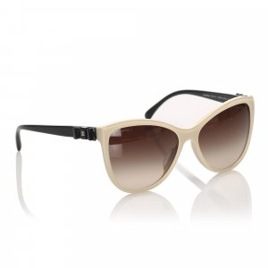 Chanel Sunglasses beige
