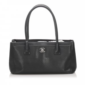 Chanel Caviar Leather Executive Cerf Tote