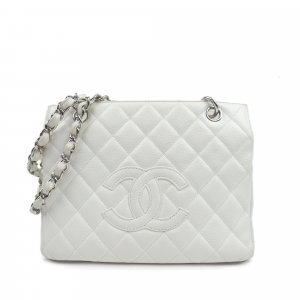 Chanel Caviar Petite Timeless Shopping Tote