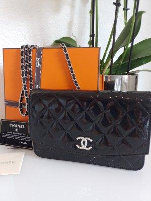 Chanel Enveloptas zwart