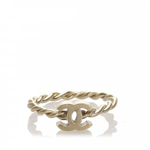 Chanel CC and Camellia Rings
