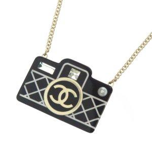 Chanel Ketting zwart