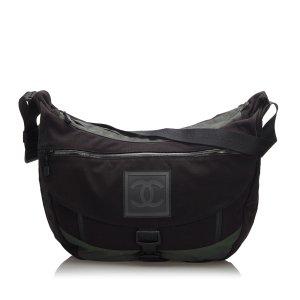 Chanel Bandolera negro