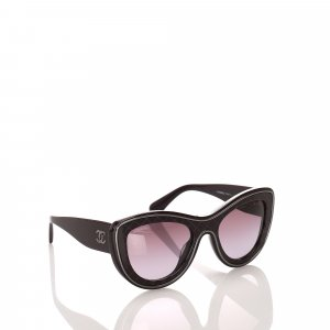 Chanel Sunglasses black
