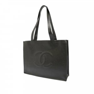 Chanel CC Caviar Timeless Tote Bag