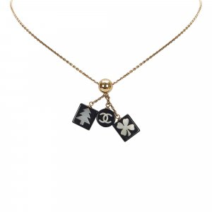 Chanel Collar color oro metal