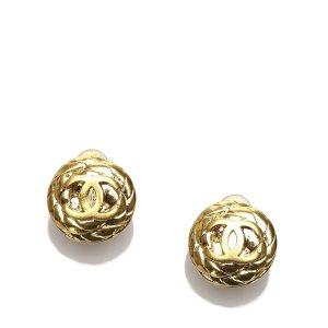 Chanel Orecchino oro Metallo