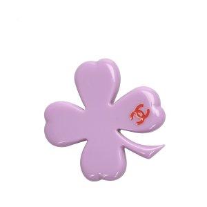 Chanel Broche rosa