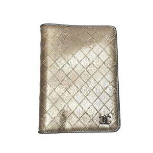 Chanel Minitasje goud Leer