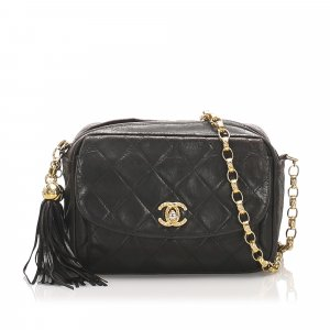 Chanel CC Matelasse Chain Crossbody Bag