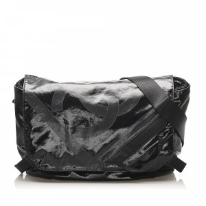 Chanel CC Nylon Crossbody Bag