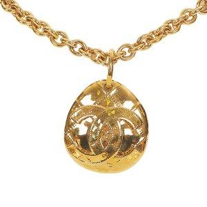 Chanel Ketting goud Metaal